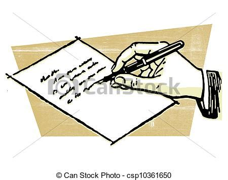 Who to write a letter